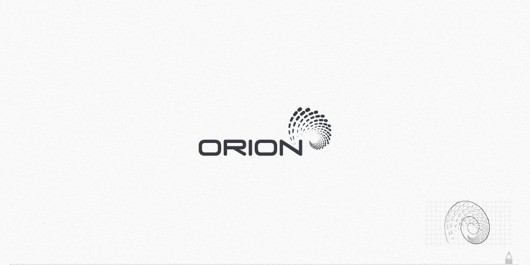 orion, logo tasarım