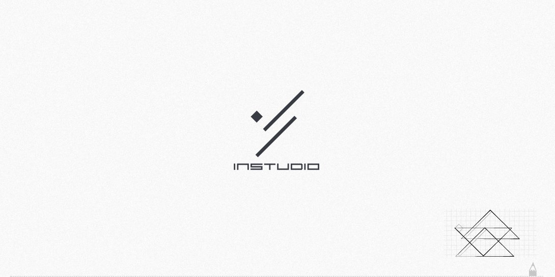 instudio, logo tasarım