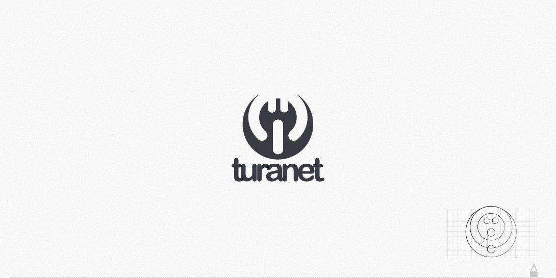 turanet, logo tasarım
